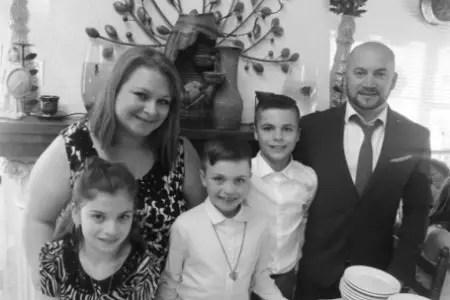 Clara Campedelli's family