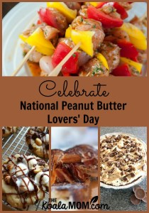 Celebrate National Peanut Butter Lovers' Day with these yummy recipes