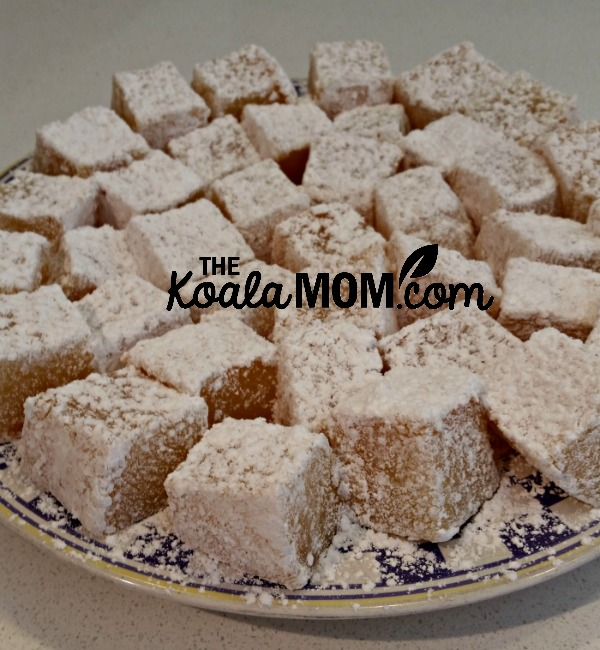 Turkish Delight for a Narnia birthday party