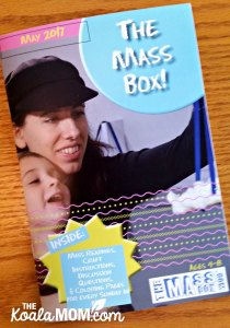 The Mass Box helps children anticipate and appreciate Mass!