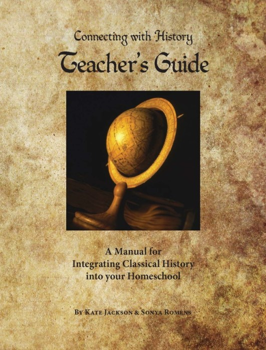 Connecting with History Teacher's Guide