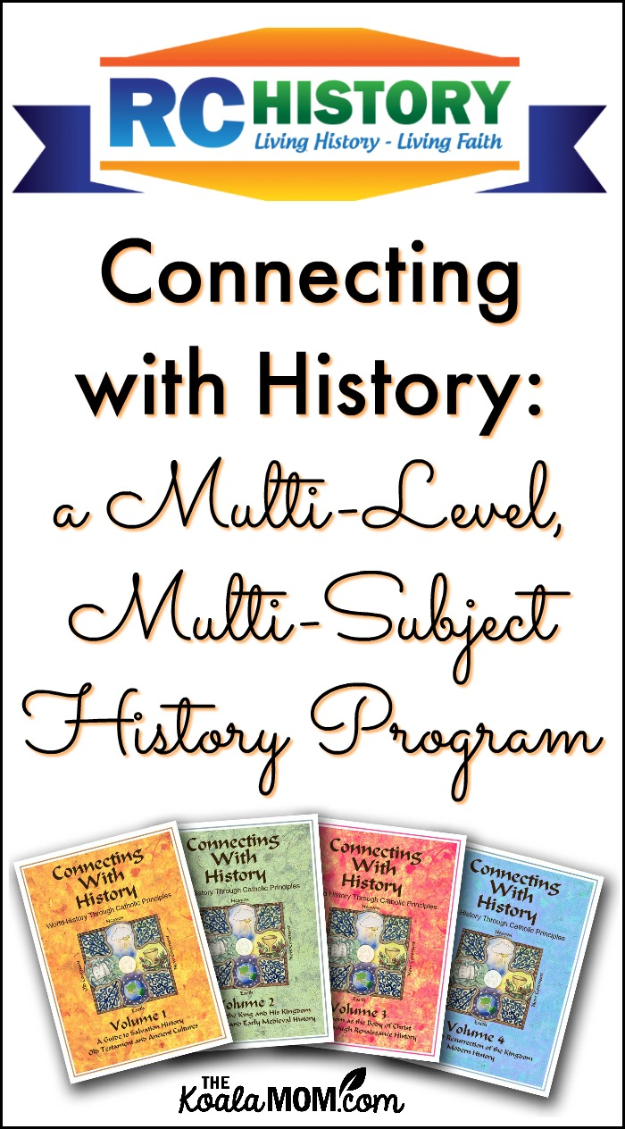 Connecting with History: a Multi-Level, Multi-Subject History Program