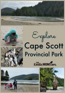 Explore Cape Scott Provincial Park