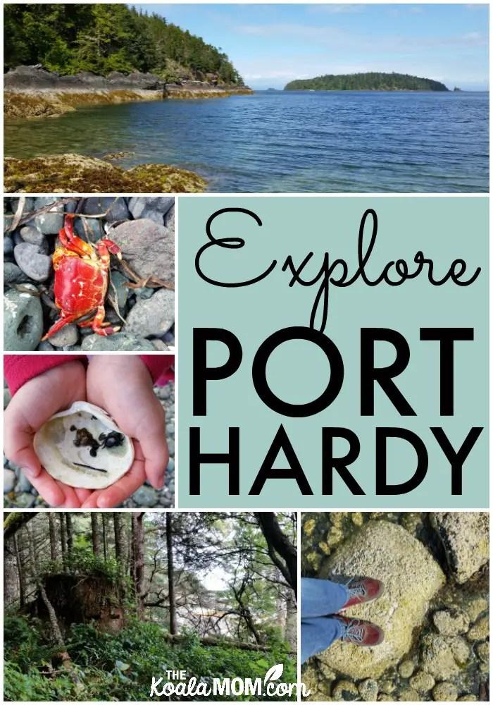 Explore Port Hardy, BC