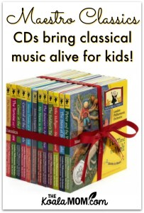 Maestro Classics CDs bring classical music alive for kids!