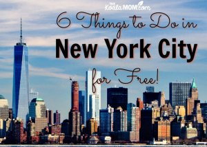6 Things to Do in New York City for Free
