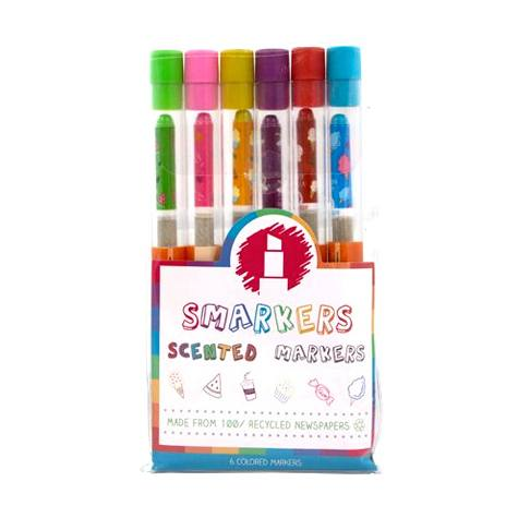 Smarkers - 6 pack of smelly markers