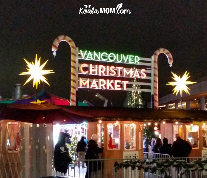 Favourite Family Christmas Activities In Vancouver