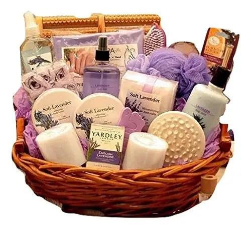 Heavenly lavendar spa
