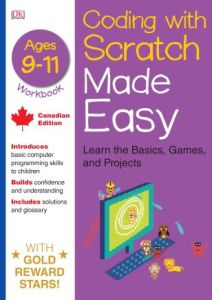 Coding with Scratch Made Easy: Learn the Basics, Games and Projects {review}