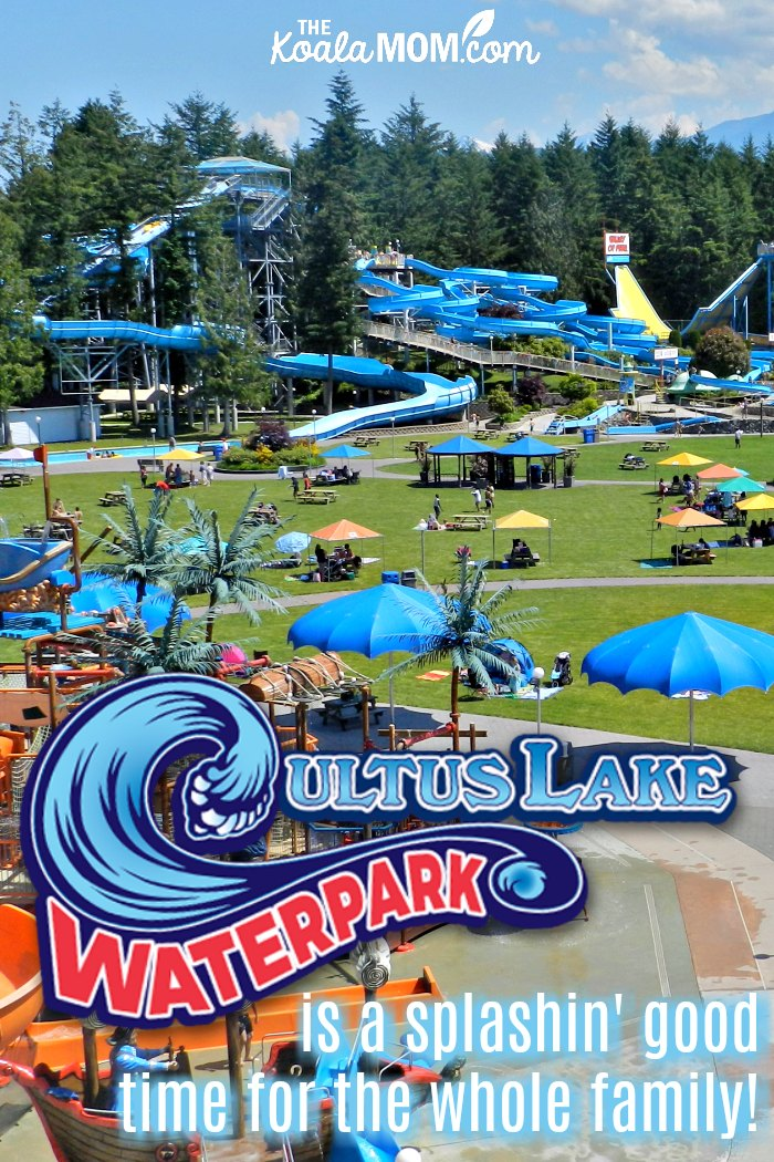 Cultus Lake Waterpark is a splashin' good time for the whole family!!