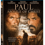 Paul: Apostle of Christ {DVD review & giveaway}