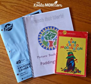 Paddington Bear teaches homeschoolers through lit-based unit studies {review}