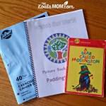 Paddington Bear teaches homeschoolers through lit-based unit studies {review}