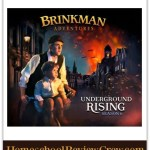 Brinkman Adventures: Audio Missionary Dramas to Inspire Family Faith!
