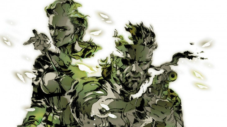 Metal Gear Solid 3 -shinkawa