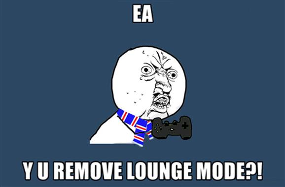 FIFA Lounge Mode