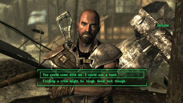 Fallout 3 Dialog