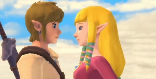 skyward sword love