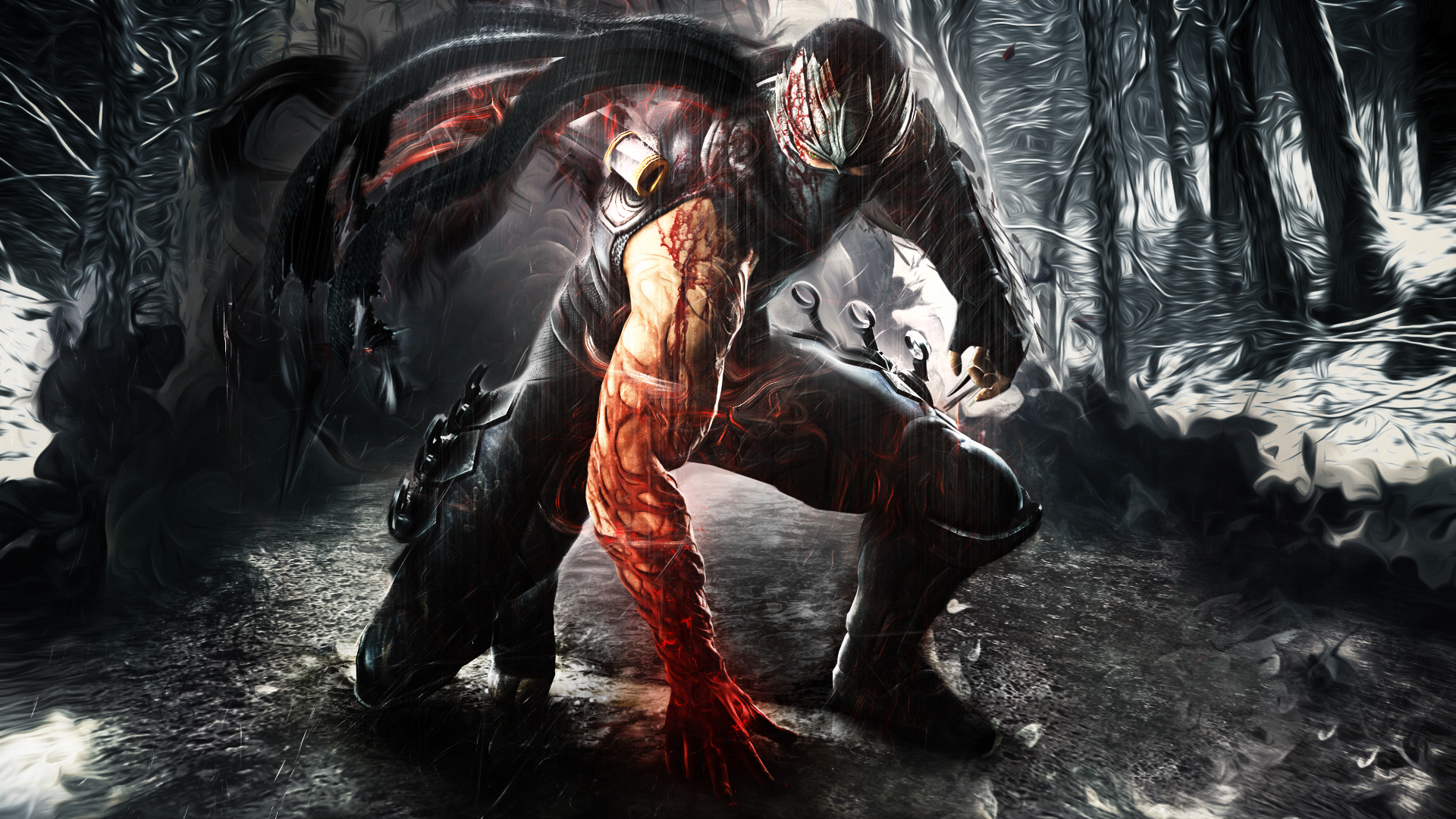 Ninja Gaiden 3 Razor S Edge Demo Out Today The Koalition