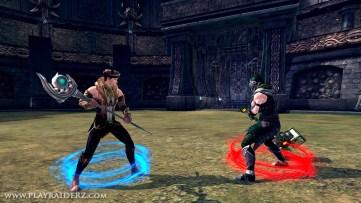 PvP Arena Battles