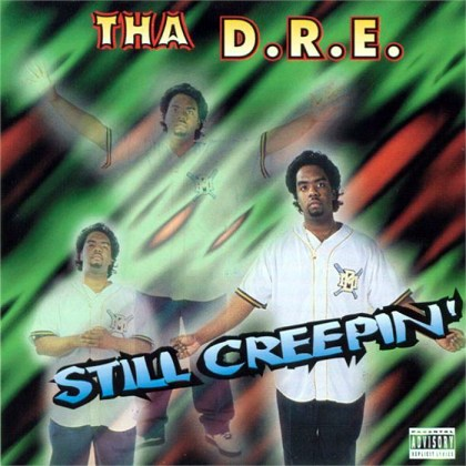 worst hip-hop album covers tha d.r.e still creepin