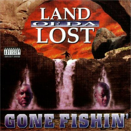 worst hip-hop album covers land of da lost gone fishin