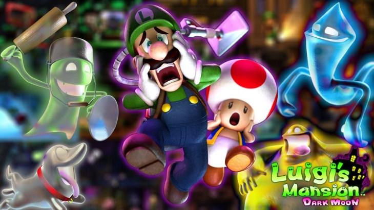 TopTen3DSGames_LuigisMansion