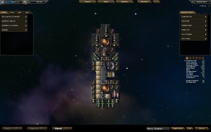 stardrive customization