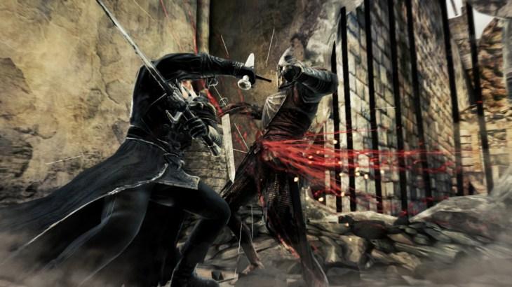 Dark Souls II dual swords