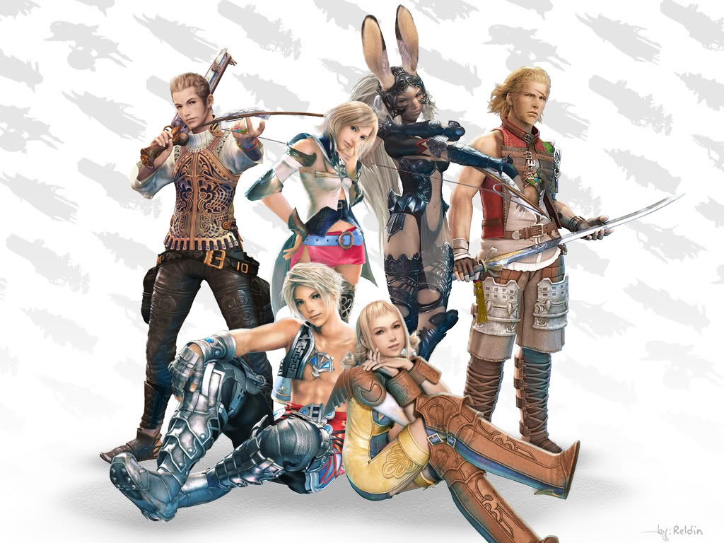 Final Fantasy XII HD Depends On The Success Of FF X Amp X 2 HD The Koalition