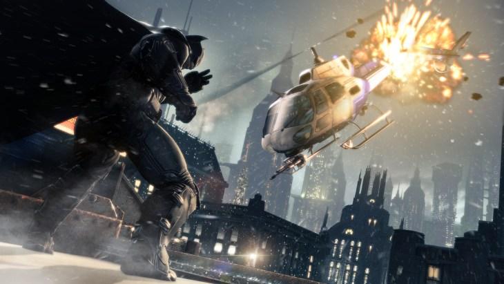 Arkham Origins 3