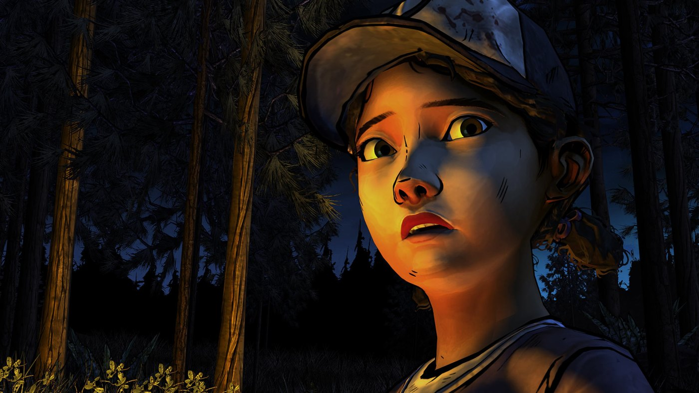 Playing as Clementine is easily the most fun you will have.