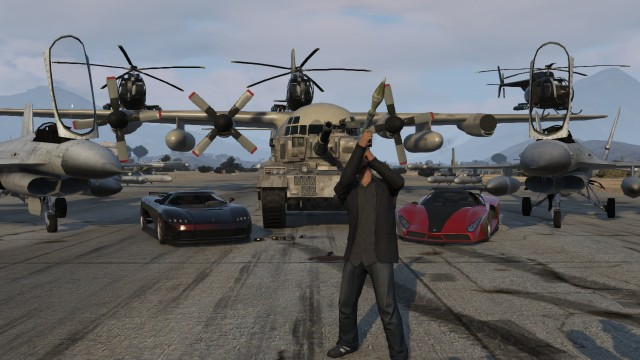 GTA V Los Santos Legend - Double991