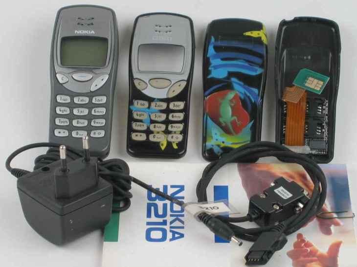 Nokia3210