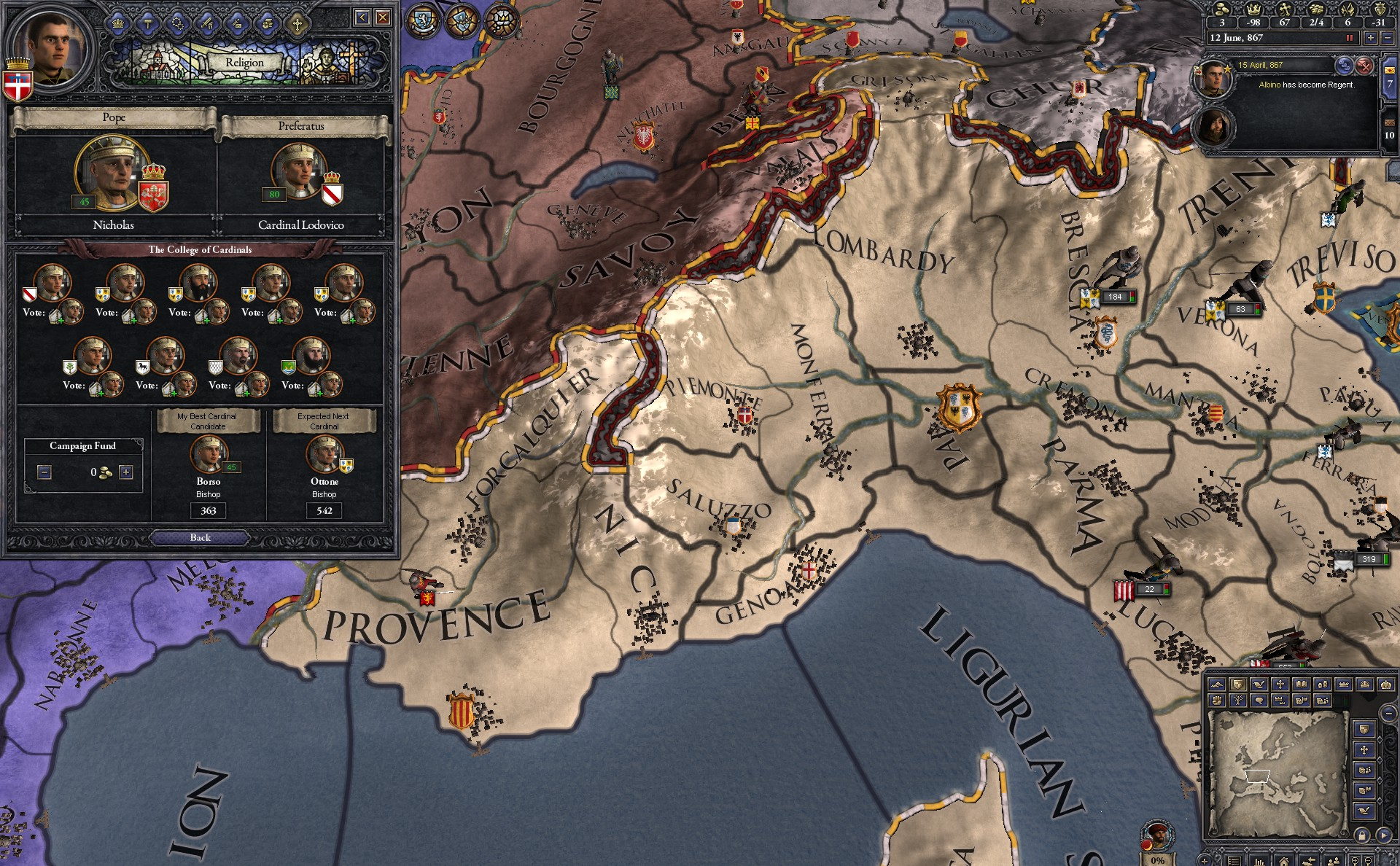 Crusader Kings II: Sons of Abraham Review - Many Roads to ...