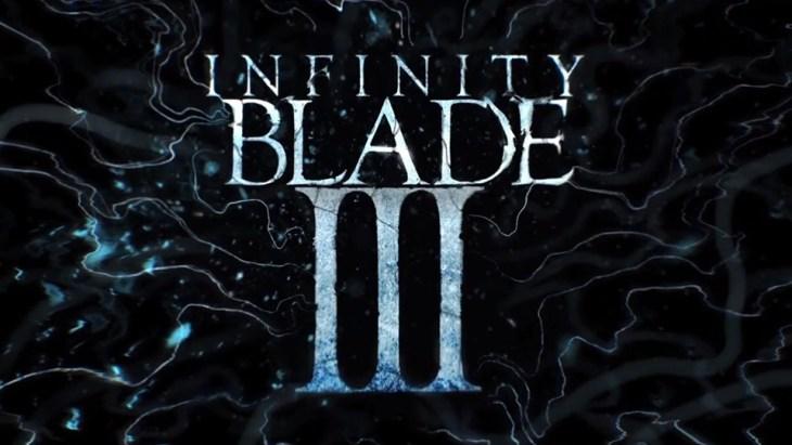 4) Infinity Blade III