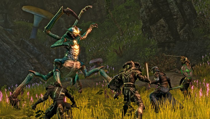 The-Elder-Scrolls-Online-group dungeon