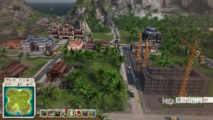 Tropico 5 Article 1