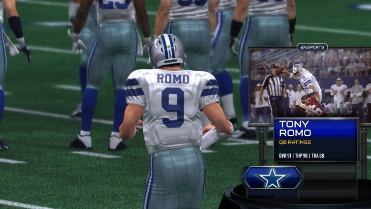 Tony Romo Madden NFL 15