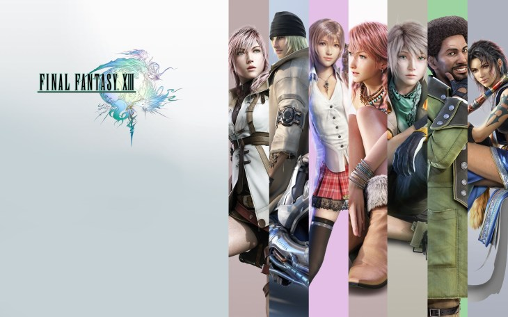Final Fantasy XIII trilogy remaster?