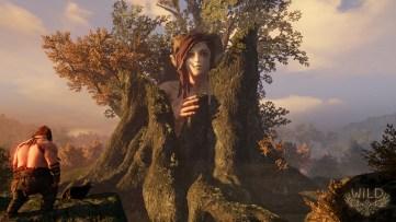 Wild from Wild Sheep Studios, tree lady