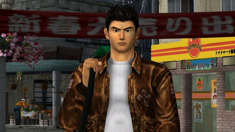 Ryo Hazuki from Shenmue.