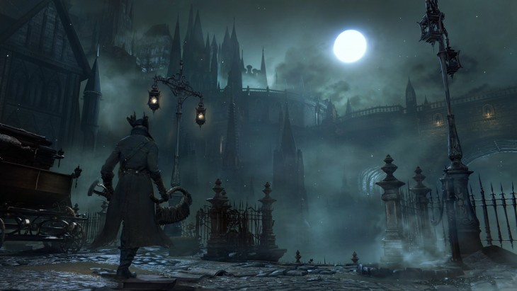 bloodborne screen