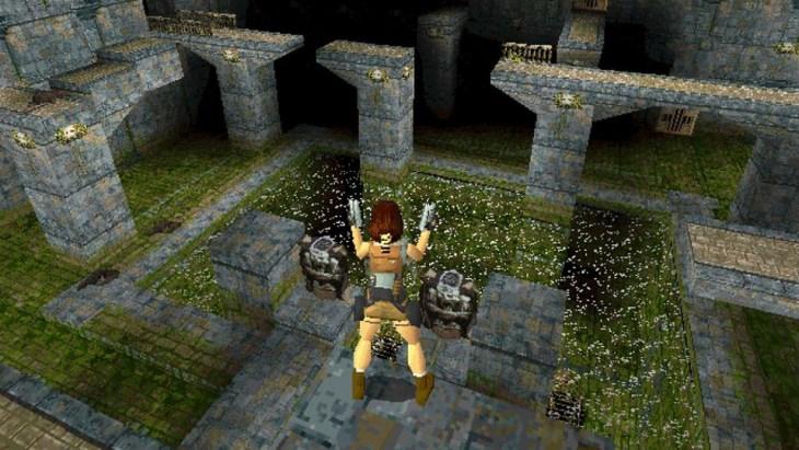 Tomb Raider on the original PlayStation.