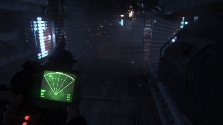 Alien: Isolation - Crew Expendable motion tracker