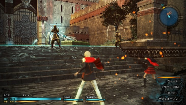 FinalFantasyType0PREVIEW_AceGameplay
