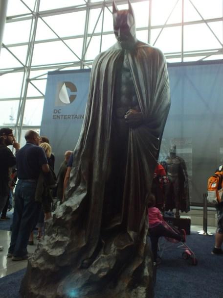 Dark Knght Rises Statue