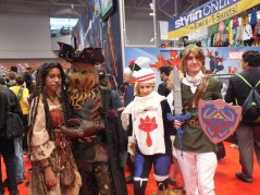 Great cospay from NYCC