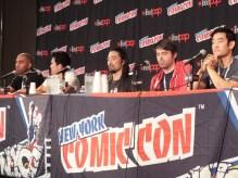 Street Fighter Assassins Fist panel